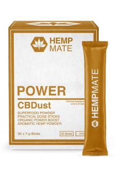 HEMPMATE CBDust Power 210 g