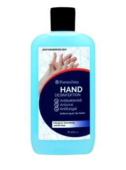 Handreinigungs-Han Desinfektionsmittel antibakteriell 100 ml