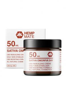 HEMPMATE Sativa Omorfiá Day 50 ml