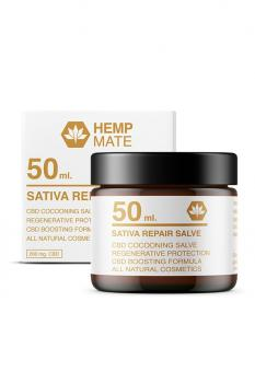 HEMPMATE Sativa Repair Salve 50 ml