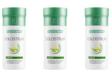 LR Colostrum Liquid 125 ml Dreierpack Top Seller