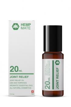 HEMPMATE Joint Relief Oil 20 ml