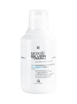 LR MICROSILVER PLUS HYGIENE & PROTECTION MOUTH WASH 300 ml