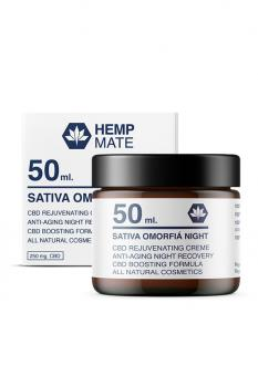 HEMPMATE Sativa Omorfiá Night 50 ml