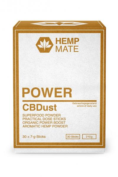 HEMPMATE CBDust Power 210 g-2