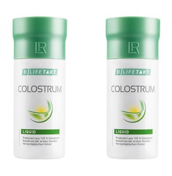 Colostrum Liquid 125 ml Doppelpack