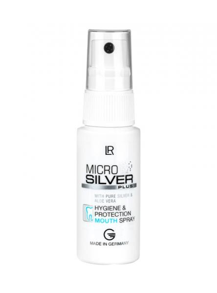 LR MICROSILVER PLUS Hygiene & Protection Mundspray 30 ml